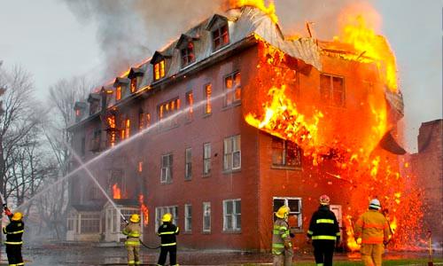 Recomendaciones de seguridad contra incendios en edificios residenciales