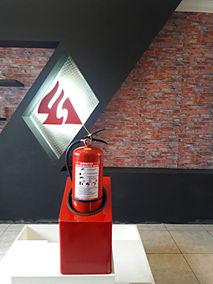 Pedestal E009 | Extinsafe
