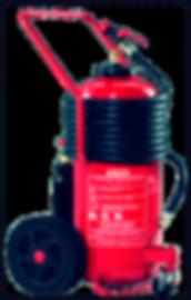 extintores rodantes
