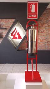 Extintor Pedestal 12 kg
