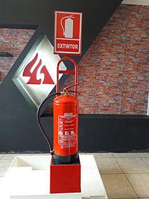 Pedestal E008 | Extinsafe