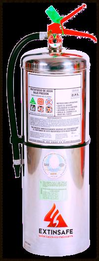Extintores para cocinas   Extintores k   Extintores acetato