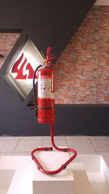Pedestal | Extintores | Extinsafe