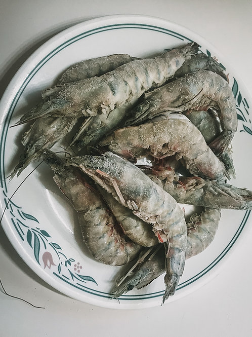 Seasonal COLOSSAL Shrimp, 1lb