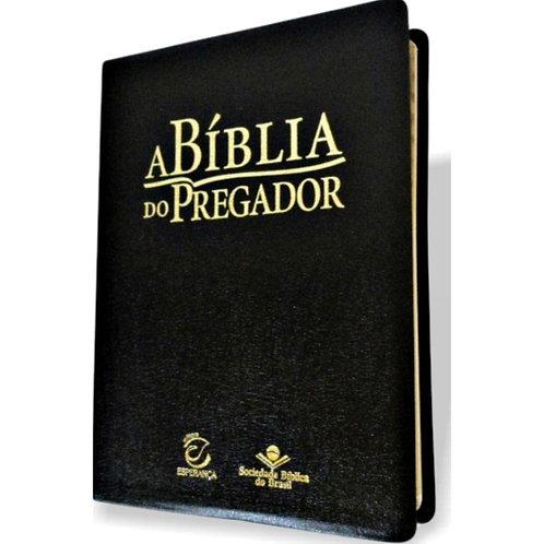 A Bíblia do Pregador (Preto)