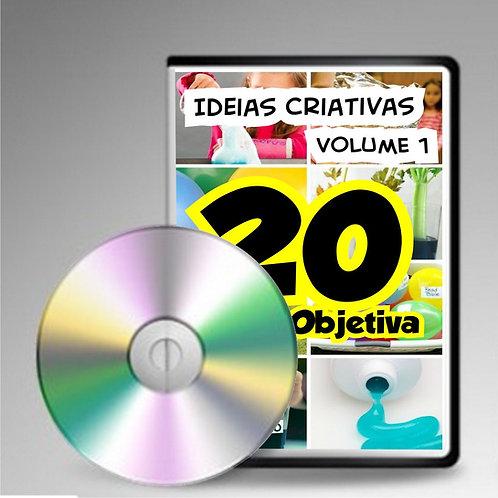 DVD - 20 Lições Objetivas para Crianças