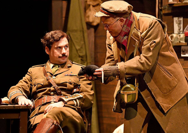Blackadder Goes Forth - Rugby Theatre