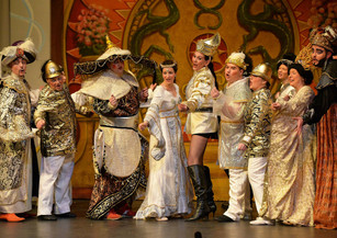 Aladdin - Rugby Theatre