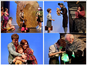 James and the Giant Peach - Rugby Theatre