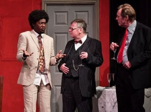 One Man Two Guvnors - Rugby Theatre