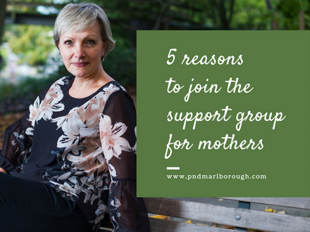 5 reasons to join the support group for mothers