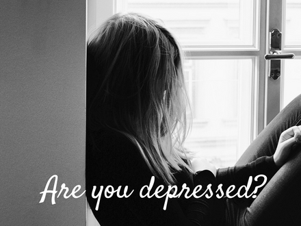 Are you depressed?