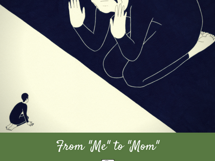 From 'Me' to 'Mum'