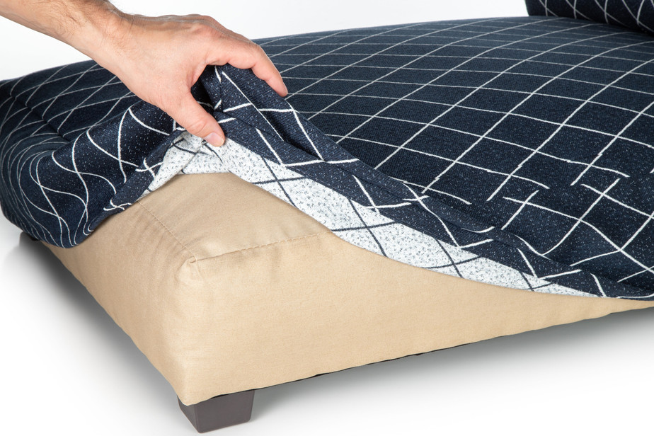 Slipcover for easy cleaning