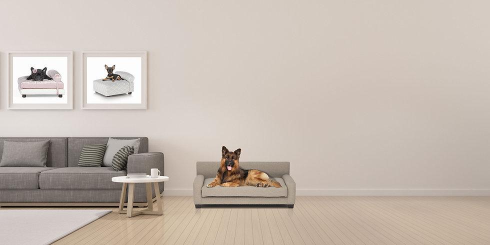Club Nine Pets Metro Dog Bed