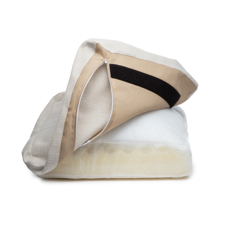 Cushion Covers Are Easy to Remove and Machine Washable