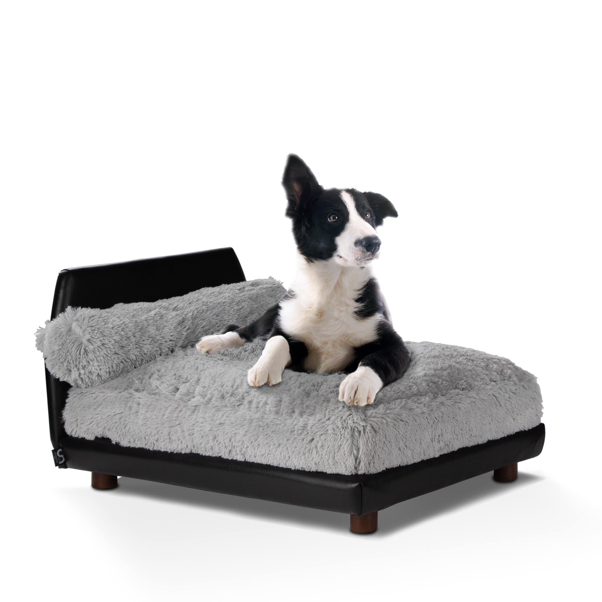 Mid-Century Modern Dog Bed
