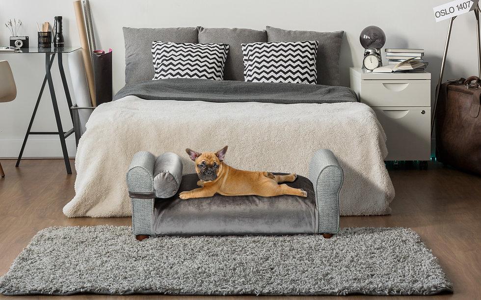 Veneto Dog Bed by Club Nine Pets