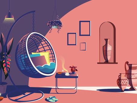 Nhìn lại 7 xu hướng Illustration Art năm  2020