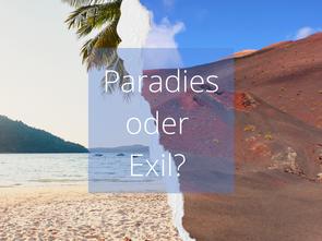 Teilzeit. Paradies oder Exil- eine Sache des Betrachters