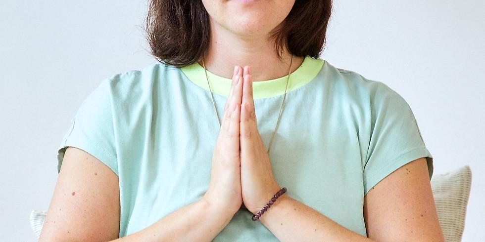 Face Yoga Stunde