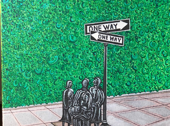 MOMA One Way