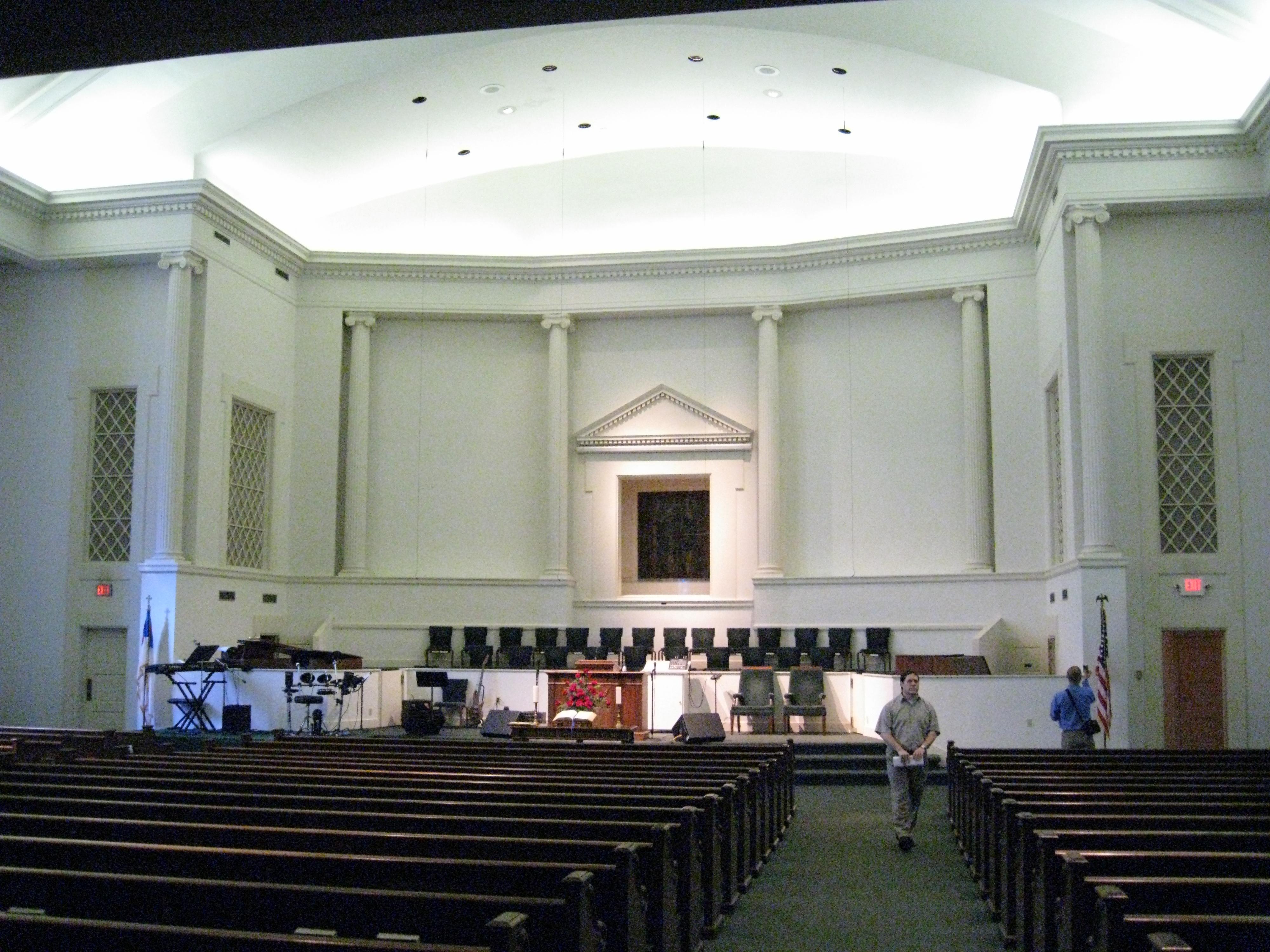 prior to restoration
