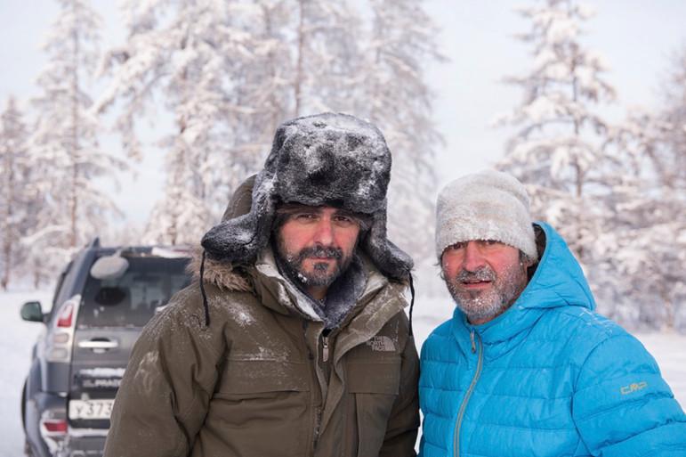 Reise an den kältesten Ort der Welt. In der nächsten Ausgabe von Terra Mater