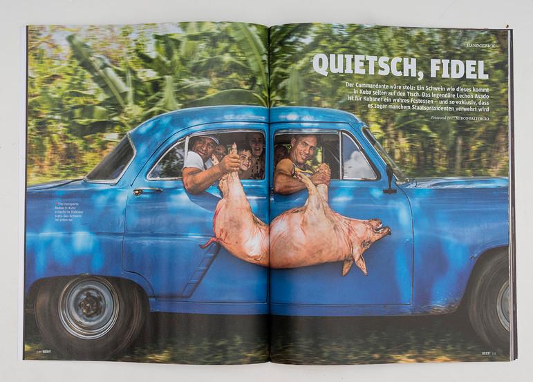 Ein kubanisches Grillfest - jetzt im Beef Sonderheft