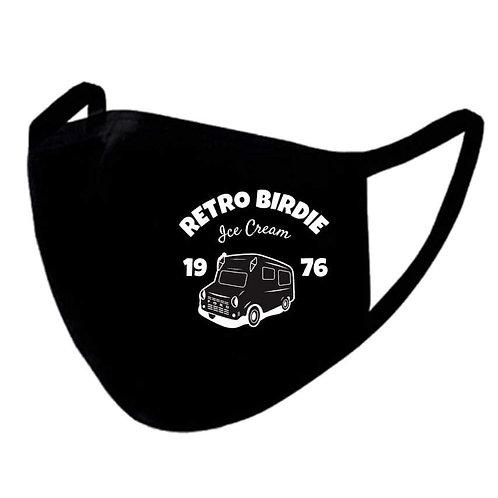 Retro Birdie Ice-Cream Truck Mask