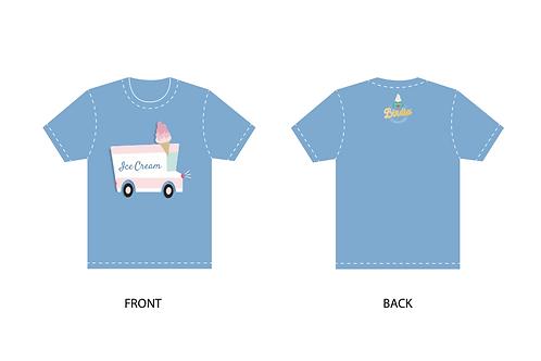 Blue Shirt - Ice Cream Truck Kids