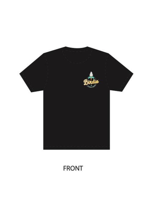 Black Shirt- Logo