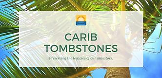 Carib Tombstones Logo