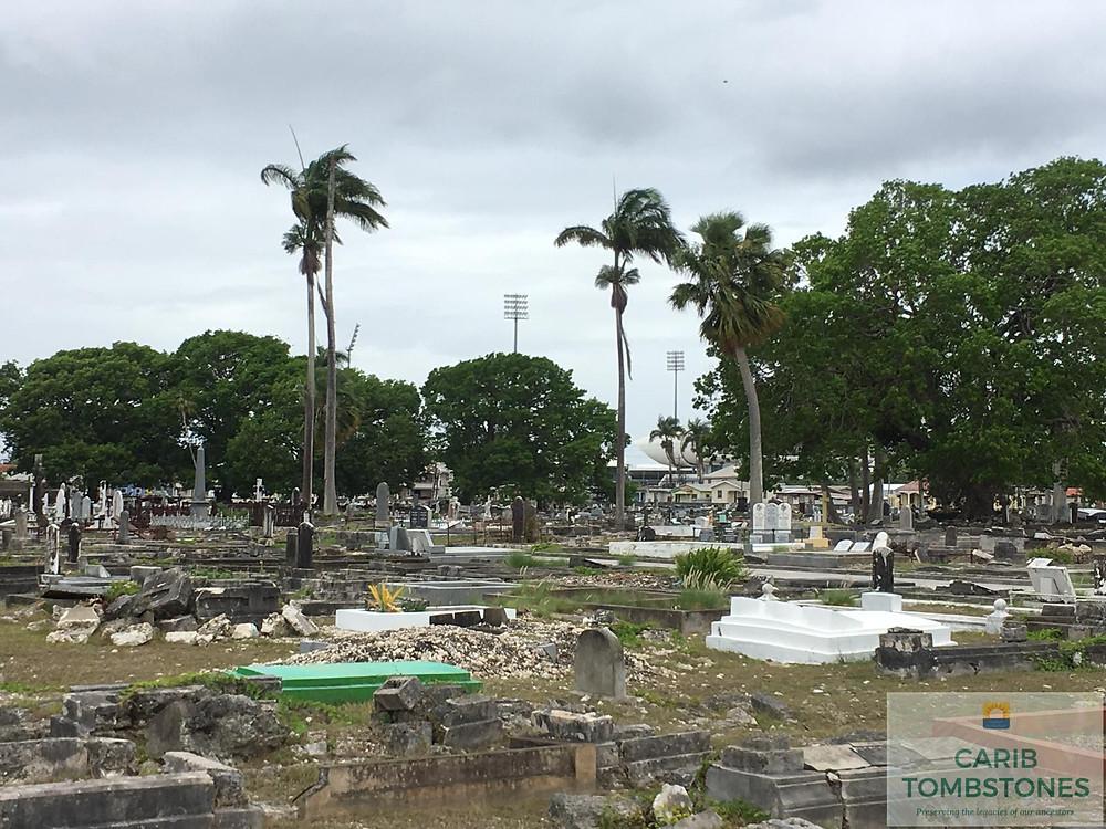 Westbury Cemetery, Barbados