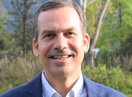 Christoph Schiess, presidente de Tánica, y su receta para promover el emprendimiento: