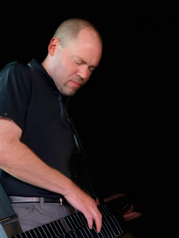 Jamie Jensen, Sax, Keyboards
