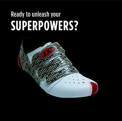 Superpower on Your feet