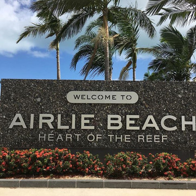 welcom to Airlie Beach