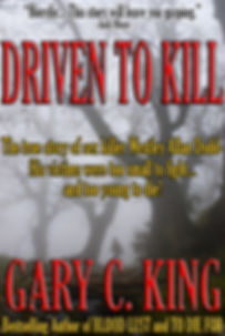 Cover for true crime book Driven to Kill.