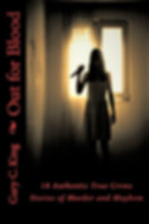 True crime book about murderer Joanna Dennehy by author Gary C. King.