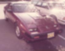 Kathryn's car.