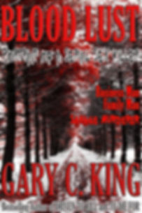 Cover of true crime book Blood Lust: Portrait of a Serial Sex Killer
