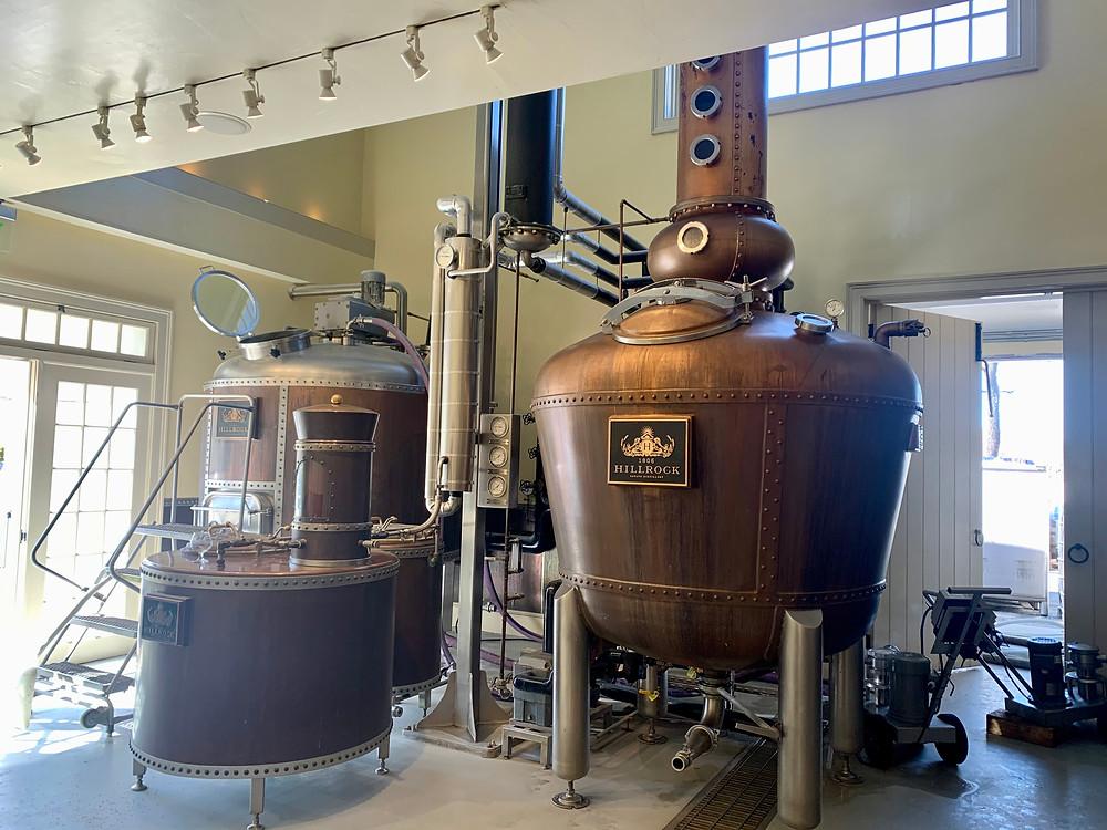 Hillrock Estate Distillery - Forgather