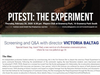 Movie Screening: Pitesti - The Experiment