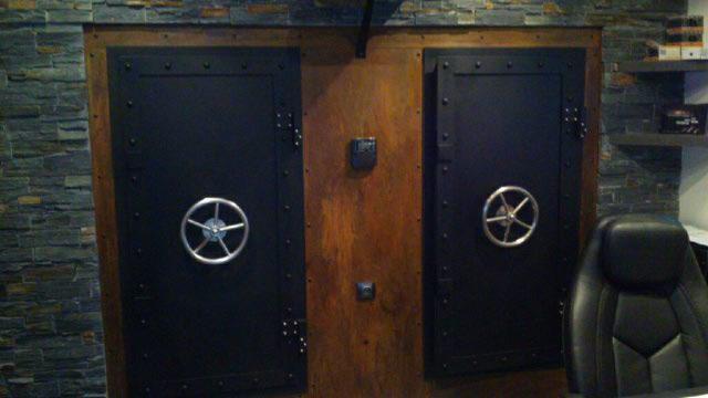 portes décoratives