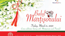 Come celebrate Spring with Friends and Martisori!