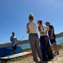 Enjoy outdoor activities in and around Kenton includng Stand Up Paddle Boarding, Water Skiing, Wake Boarding, Knee Boarding, Disc Go, Tubing & Surf Lessons.
