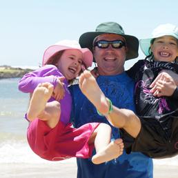 Magnificent unspoilt blue flag beaches beaches of the Sunshine Coast