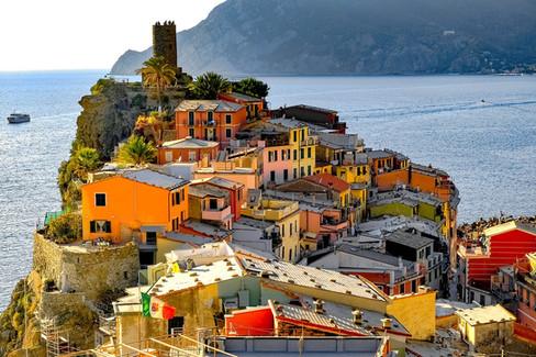 Cinque Terre – O Paraíso da Itália