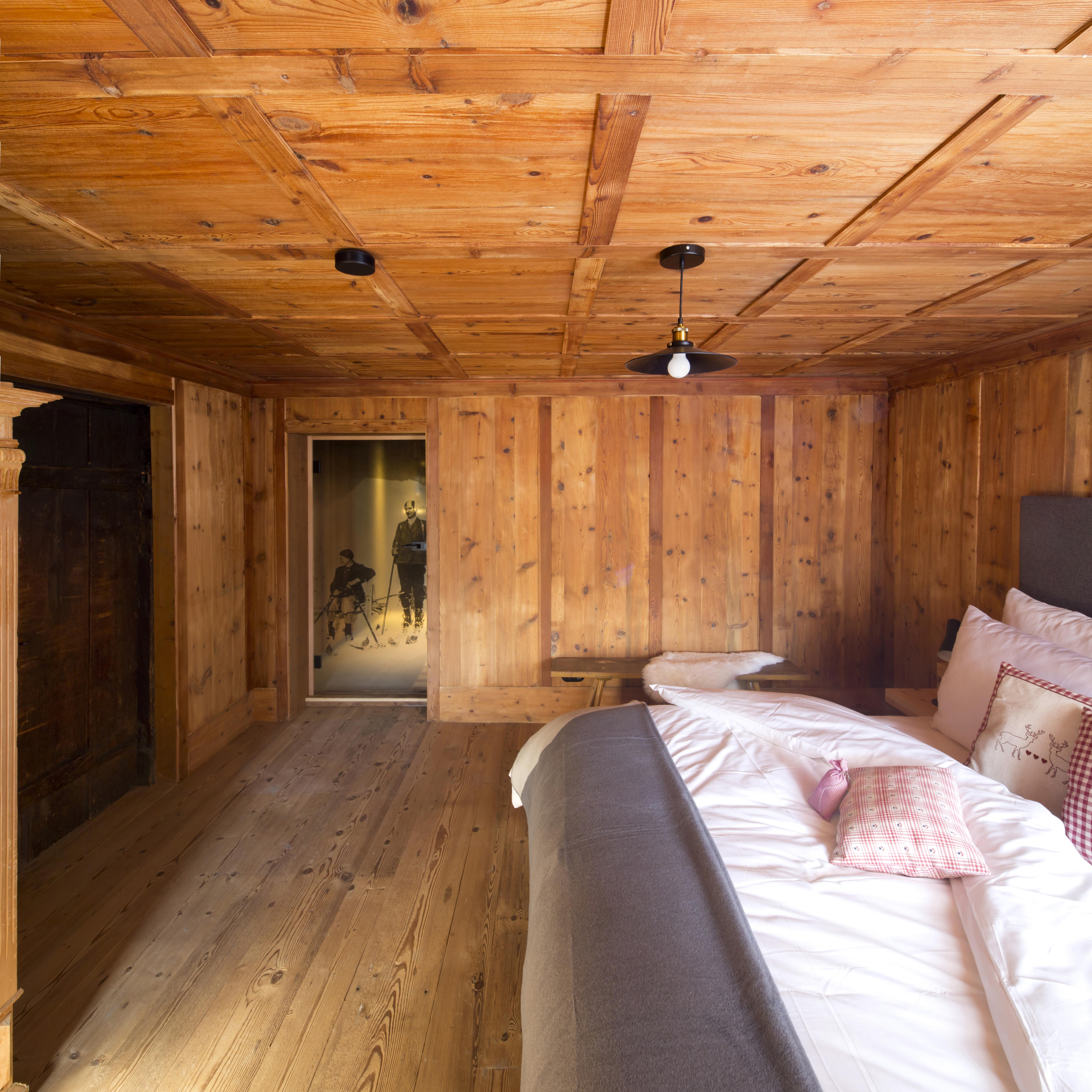 Omi's room (picture by BDA - Bettina Neubauer-Pregl)